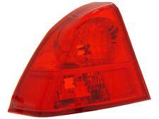 Left Tail Light Assembly For 2003-2005 Honda Civic 4dr 2004 Dorman 1611116