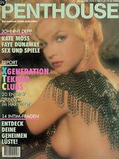 Magazin Penthouse 6/1995,Johnny Depp,Darina Vanickova,Sasha Vinni & Leslie Glas