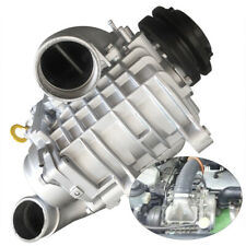 Supercharger Compressor Blower Booster Turbine Fit For Car Suv Cherokee Roots Us
