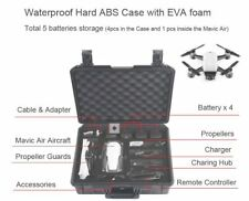 DJI Mavic Air Accesssories Hard Shell waterproof Safety Case, Carry Storage Bag