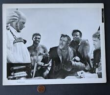 Oscar Winner Anthony Quinn signed/autographed 1965 High Wind in Jamaica photo!