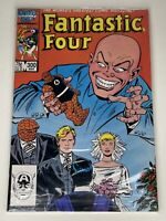 Fantastic Four #300 Marvel Comics Copper Age Thing Human Torch Invisible