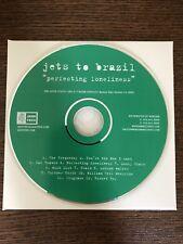 JETS TO BRAZIL Perfecting Loneliness PROMO ADVANCE CD JAWBREAKER