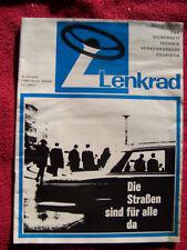 Lenkrad    Zeitschrift für Sicherheit, Technik....... Nr. 1 / 1965