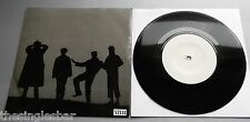 """Echo And The Bunnymen - The Game UK 1987 WEA White Label Promo 7"""" P/S"""