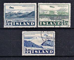Island - MiNr 278-280 - komplett