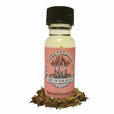 Special Favors Oil For Needs Desires Requests Hoodoo Wicca Voodoo Magic Spell