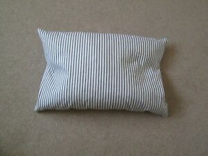 """Vintage pillow feather all clean 27""""x18 1/2"""" approx"""