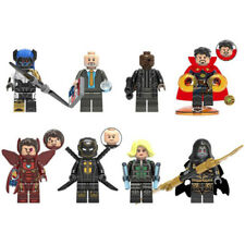 Captain America Batman Superman Thor Super Hero Mini Figure Fits Lego Toys Set Add Package