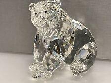 Swarovski Figur Großer Grizzlybär 9 cm. Top Zustand