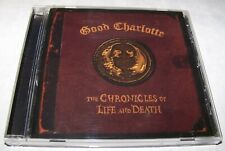 Good Charlotte - The Chronicles of Life and Death Cd Alternative Rock Pop Punk