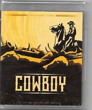 Cowboy Blu Ray New Region Free(Jack Lemmon) Twilight Time Free Registered Post
