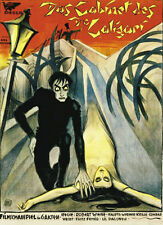 The Cabinet of Dr Caligari 1920  (Das Cabinet des Dr. Caligari) Horror DVD