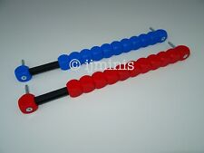 New RED and BLUE table football score counter set Garlando FREE DELIVERY