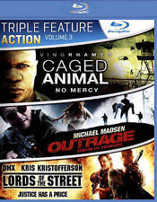 Action Triple Feature, Vol. 3 (Blu-ray Disc, 2012)