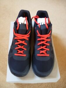 Giro Gauge Off Road MTB/cycling shoes - Size 11 Black/Red New