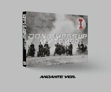 EXO[Don't Mess Up My Tempo]5th Album Andante CD+etc+K-POP Poster+Gfit+Tracking