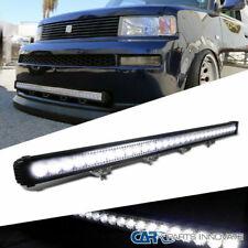 "1x 40"" 90W 30 LED Combo Beam DRL Work Light Bar Offroad Bumper Lamp"