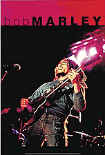 Bob Marley Licensed Poster  Rasta Reggae Poster