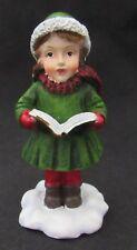 Carol Singer - Young Female Dollhouse Miniature