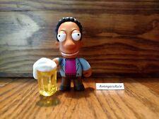 The Simpsons Moe's Tavern KidRobot Vinyl Mini Series 2/24 Carl