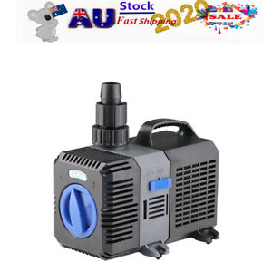 Sunsun Submersible Water Pumps, 5200LPH Adjustable Frequency Pump For Fish