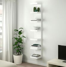 New ListingIkea Lack Wall Shelf Unit, Bookcase, Shelves, White - !Brand New!