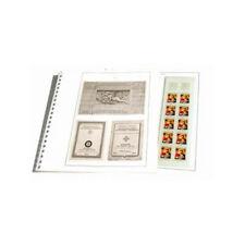 Jeux SC France carnets Croix-Rouge 1952-2004 avec pochettes de protection.
