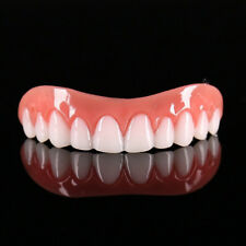 EP_ 1Pc Cosmetic Teeth Snap On Secure Smile Instant Veneers Dental False Natural