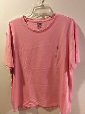 Mens Sz XL Ralph Lauren short Sleeve crew Neck Shirt NWT New