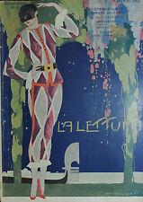 * LA LETTURA N°3 del MAR.1922 - RIVISTA MENSILE DEL CORRIERE DELLA SERA *