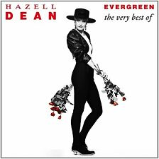 Hazell Dean - Evergreen: The Very Best Of Hazell Dean - UK CD album 2012