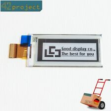 E-Paper Display EPD 2.04″ Zoll 172×72 E-Ink SPI 24Pin für stm32 Arduino ssd1606