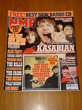 NME 2005 APR 2 KASABIAN BLOC PARTY KAISER CHIEFS CRIBS