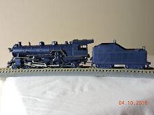 HO Scale Westside Model / Nakamuru J-1 Pacific 4-6-2 Brass Locomotive (DC)