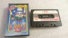 I BALL I, BALL JUEGO CASSETTE CINTA SPECTRUM SINCLAIR ZX 48K 128K