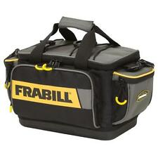 Frabill Fishing Tackle Bag / Box Storage System w/ 4 ProLatch Boxes - NEW!