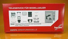 Herpa 084628 Teileservice Fahrerhaus Scania CS 20 HD ohne Sonnenblende