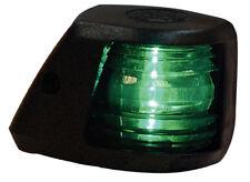 Starboard Green Side Mount Bow Navigation Light for Boats - 1 Mile