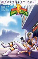 MIGHTY MORPHIN POWER RANGERS #40 SCGC Amelia Vidal EXCLUSIVE COVER NM