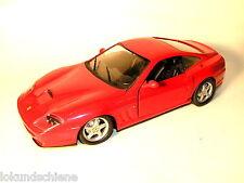 Ferrari 550 Maranello     1:18 .ca.24 cm lang . Anson   ..#L2187