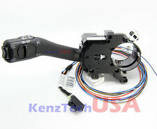 Cruise Control Turn Signal Switch Stalk For VW Jetta Golf MK4 Passat B5+ Harness