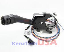 Cruise Control Turn Signal Switch Stalk For VW Jetta Golf MK4 Passat B5+ Harness