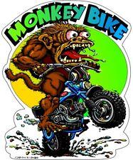 Honda Mini Trail Z50 Monkey Bike  Decals/Stckers for Bike, car, truck,or Wife.