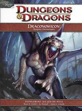DUNGEONS & DRAGONS 4ème Edition - Draconomicon *JDR*
