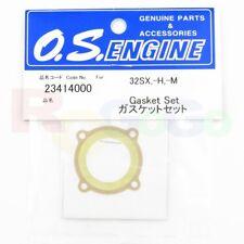 GASKET SET 32SX.SX-H,SX-M # OS23414000 **O.S. Engines Genuine Parts**