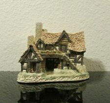 New ListingDavid Winter Cottages, The Bothy, 1983 w/ Certificate of Authenticity & Iob