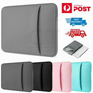 """Laptop Bag Sleeve Case Notebook Cover For Macbook Pro Air Dell HP 11/13/14/15"""""""
