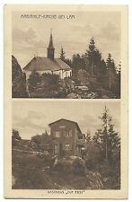 Kleinformat Ansichtskarten aus Bayern mit dem Thema Dom & Kirche
