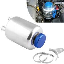 Aluminum Car Racing Breather Tank Fuel Power Steering Tank Fluid Reservoir Tank